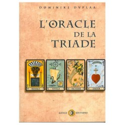 Oracle de la Triade - Le livre
