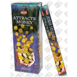 "Encens ""Attract Money"" 20 bâtonnets"