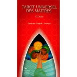 Tarot Universel des Maîtres - Le jeu